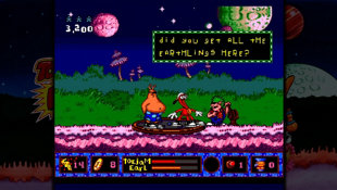 ToeJam & Earl in Panic on Funkotron Screenshot 8