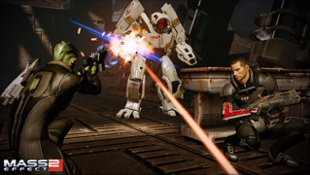 Mass Effect™ Trilogy Screenshot 2