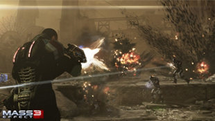 Mass Effect™ Trilogy Screenshot 3