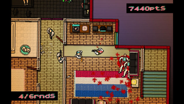 Hotline Miami Screenshot 4