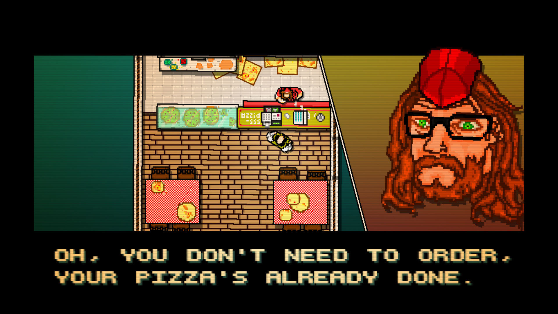 Hotline miami dating service