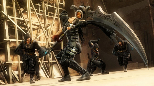 Ninja Gaiden 3: Razor's Edge Screenshot 1
