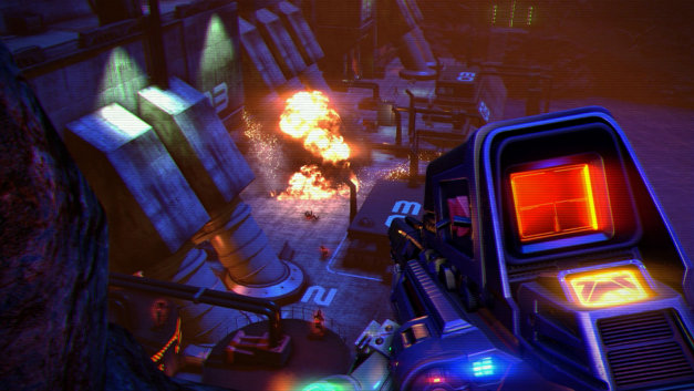 Far Cry® 3 Blood Dragon Screenshot 4