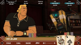 Poker Night 2 Screenshot 2