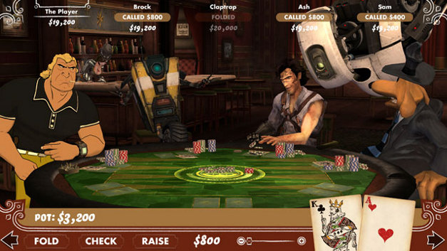 Poker Night 2 Screenshot 4