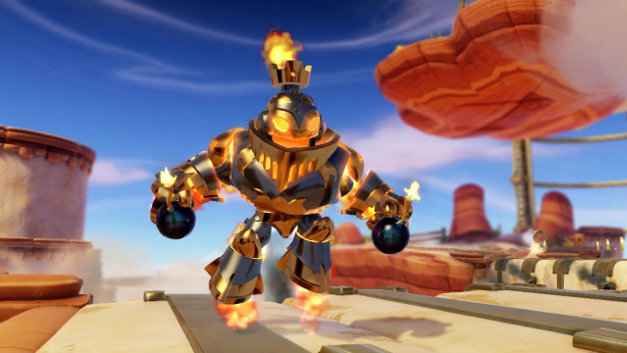 Skylanders Swap Force Screenshot 1