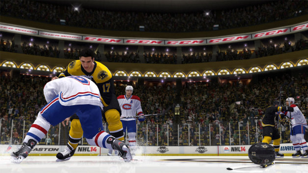 NHL®14  Screenshot 4