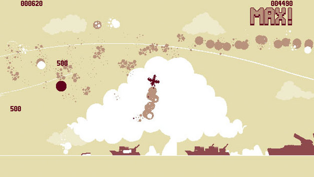 LUFTRAUSERS Screenshot 1