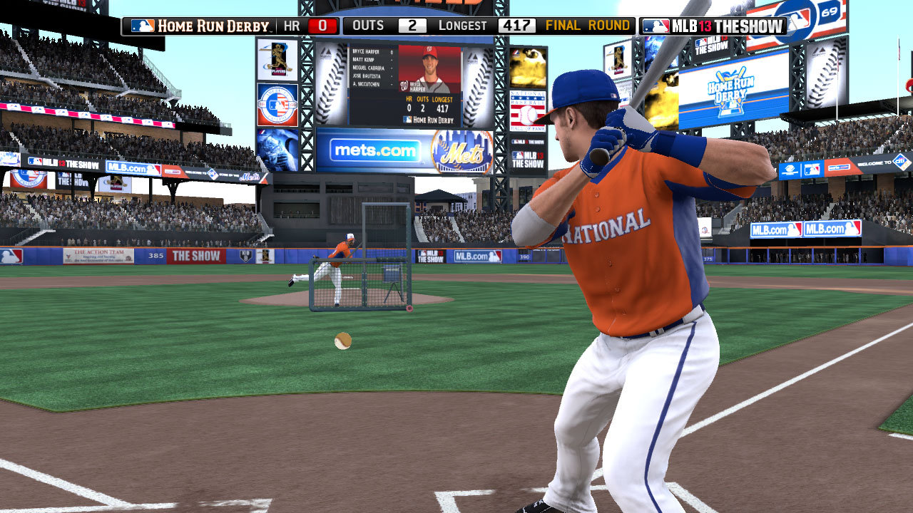 MLB 13 The Show Home Run Derby Edition Game | PS3 - PlayStation