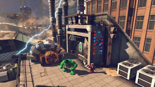 LEGO® Marvel™ Super Heroes Screenshot 12