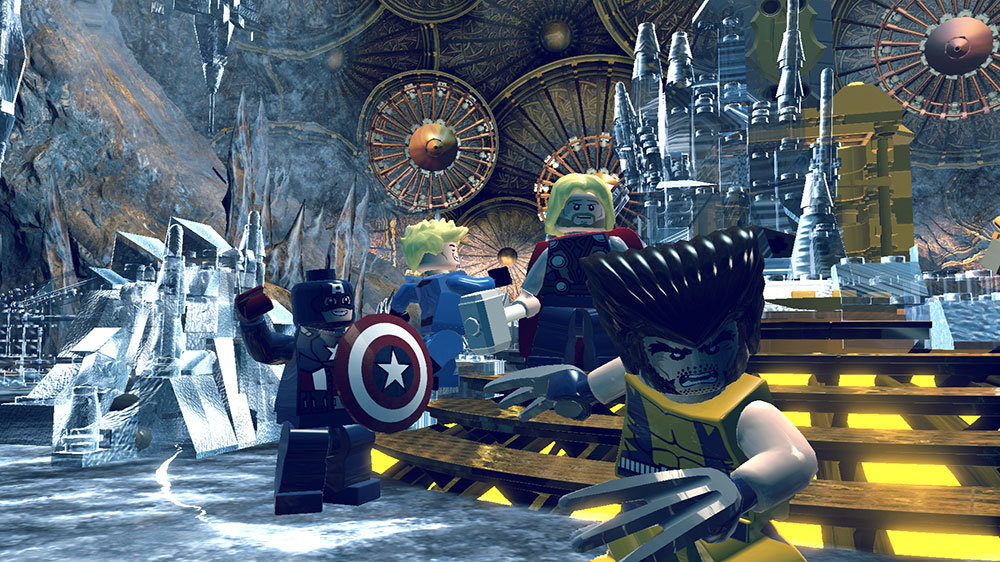 LEGO® Marvel™ Super Heroes Game | PS3 - PlayStation