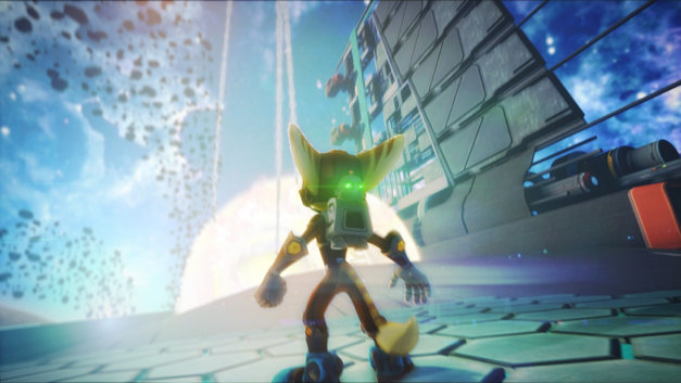 Ratchet and Clank: Into the Nexus™ Screenshot 1
