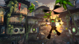 Ratchet and Clank: Into the Nexus™ Screenshot 3