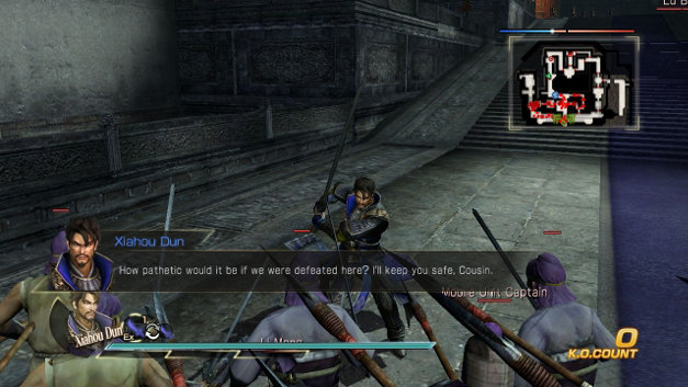 Dynasty Warriors 8 Screenshot 13