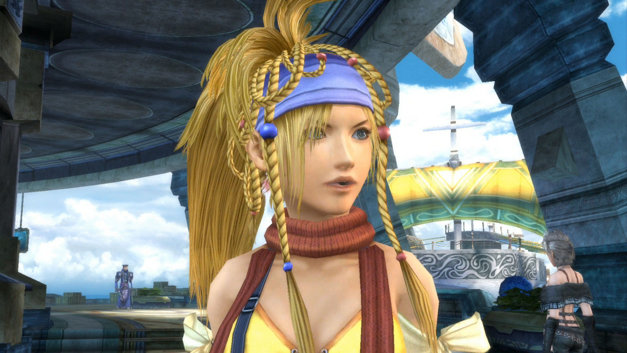 FINAL FANTASY® X/X-2 HD Remaster Screenshot 10