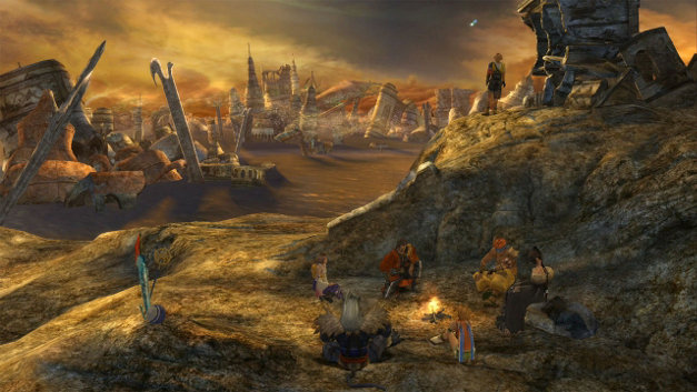 FINAL FANTASY® X/X-2 HD Remaster Screenshot 4