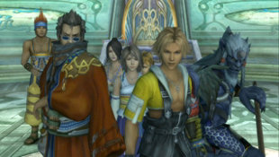 FINAL FANTASY® X/X-2 HD Remaster Screenshot 8