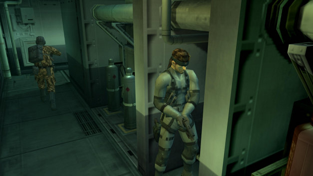 METAL GEAR SOLID®: The Legacy Collection Screenshot 1