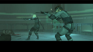 METAL GEAR SOLID®: The Legacy Collection Screenshot 3