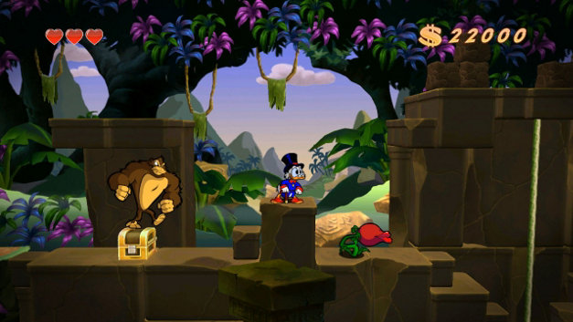 DuckTales: Remastered Screenshot 1