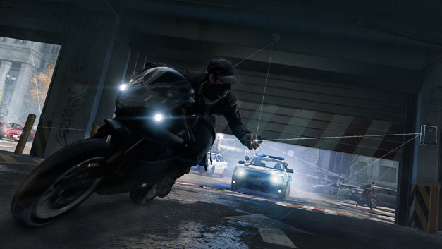 Watch_Dogs Screenshot 10