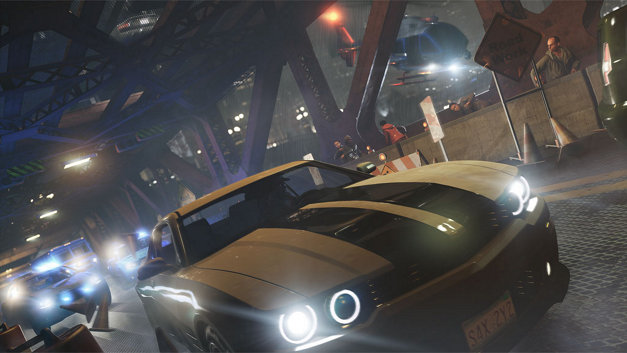 Watch_Dogs Bad Blood (DLC) Screenshot 1