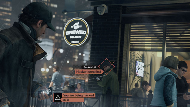 Watch_Dogs Screenshot 4