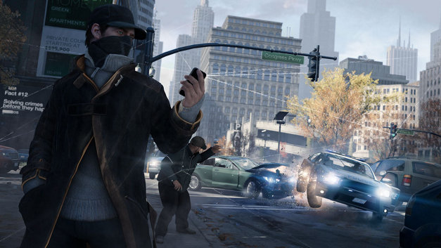 Watch_Dogs Screenshot 7