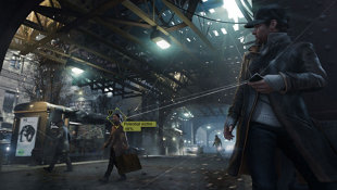 Watch_Dogs Screenshot 9