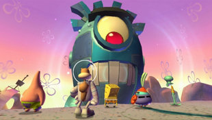 SpongeBob SquarePants™: Plankton's Robotic Revenge Screenshot 3