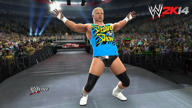 WWE® 2K14 Screenshot 1