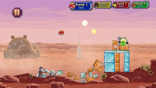 Angry Birds Star Wars Screenshot 5