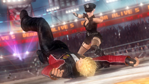 DEAD OR ALIVE 5 ULTIMATE Screenshot 16