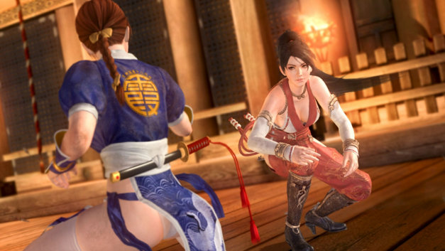 DEAD OR ALIVE 5 ULTIMATE Screenshot 4