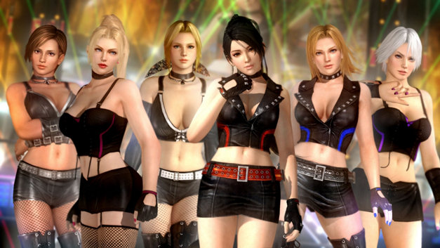 DEAD OR ALIVE 5 ULTIMATE Screenshot 25