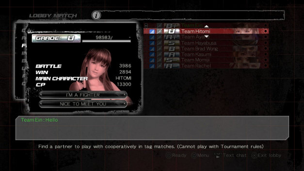 DEAD OR ALIVE 5 ULTIMATE Screenshot 46