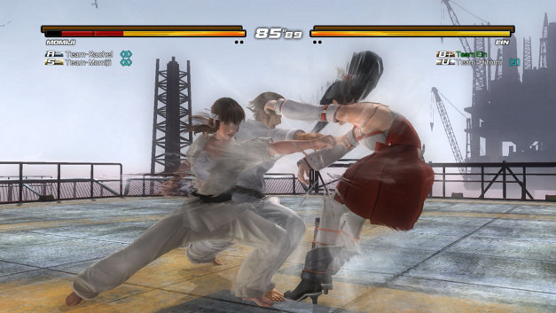 DEAD OR ALIVE 5 ULTIMATE Screenshot 49