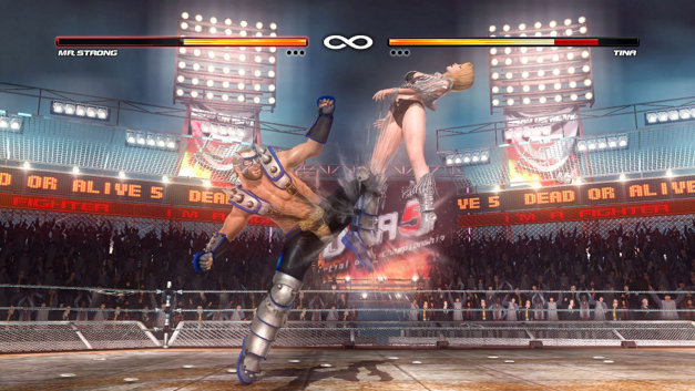 DEAD OR ALIVE 5 ULTIMATE Screenshot 1