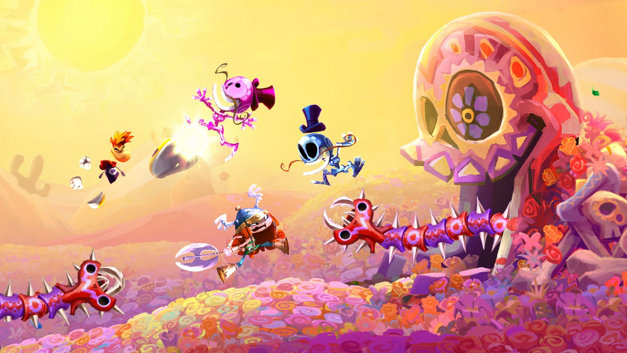 Rayman® Legends Screenshot 1