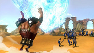 One Piece: Pirate Warriors 2 Screenshot 3