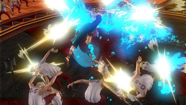 One Piece: Pirate Warriors 2 Screenshot 4