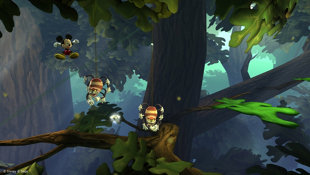 Castle of Illusion Starring Mickey Mouse Screenshot 2