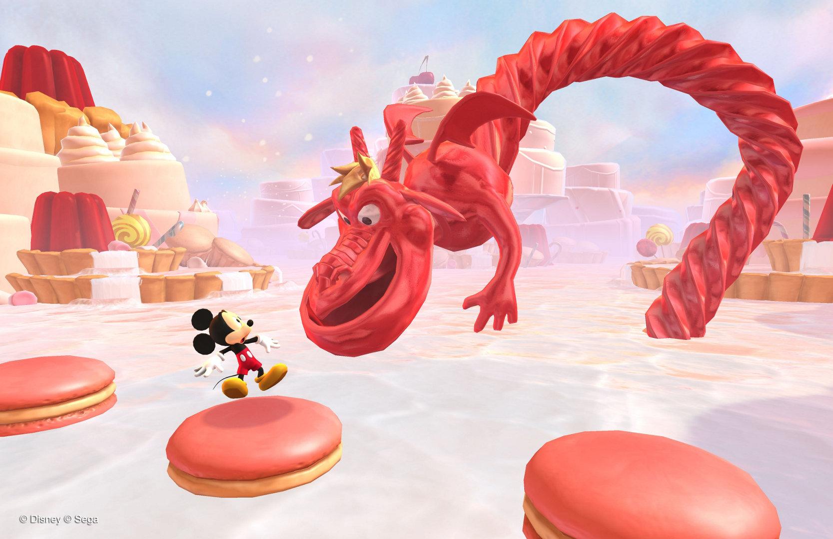 mickey mouse castle of illusion apk mega