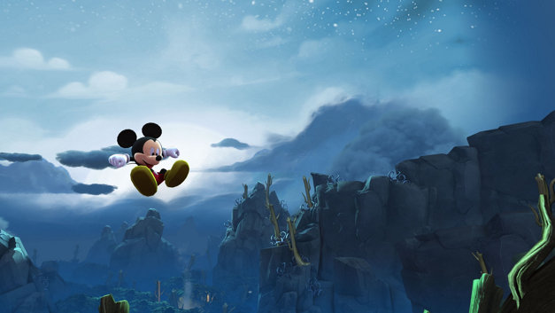 Castle of Illusion Starring Mickey Mouse Screenshot 7