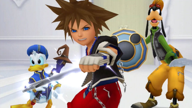 KINGDOM HEARTS HD 1.5 ReMIX Screenshot 19