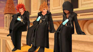 KINGDOM HEARTS HD 1.5 ReMIX Screenshot 23