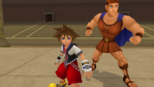 KINGDOM HEARTS HD 1.5 ReMIX Screenshot 22