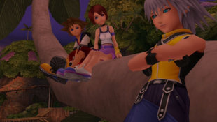 KINGDOM HEARTS HD 1.5 ReMIX Screenshot 24