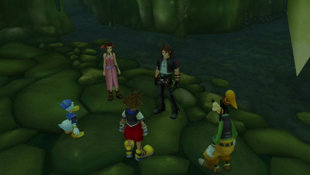 KINGDOM HEARTS HD 1.5 ReMIX Screenshot 32