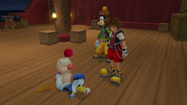 KINGDOM HEARTS HD 1.5 ReMIX Screenshot 34